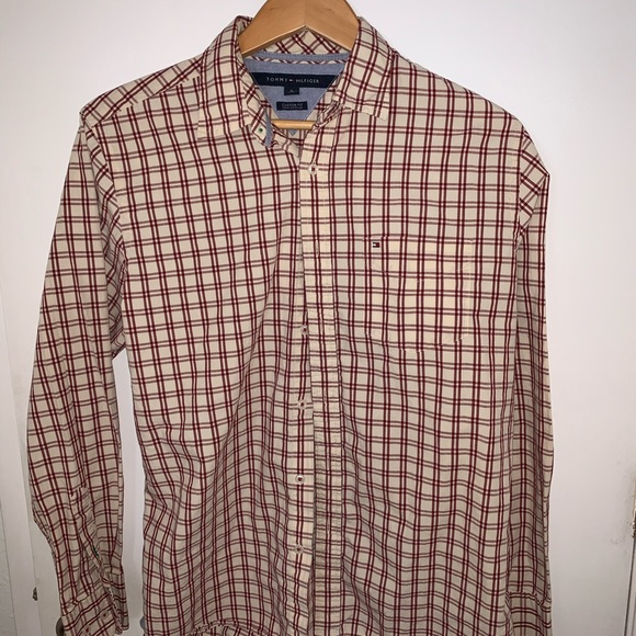 Tommy Hilfiger Other - Tommy Hilfiger long sleeve men's button down shirt